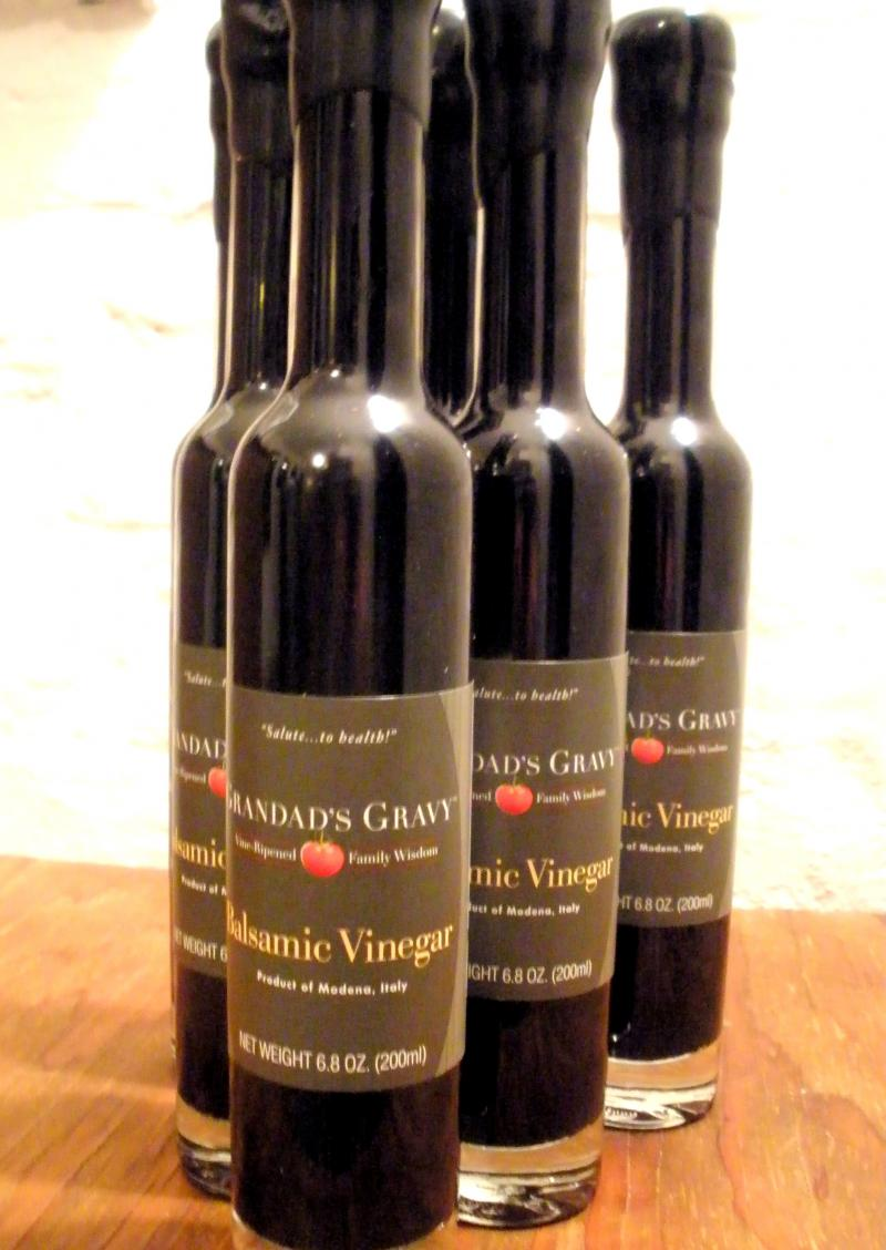 Vinegar by the Case